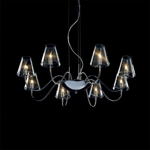 Люстра подвесная LIGHTSTAR 758084 DIAFANO