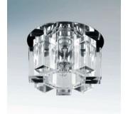 Точечный светильник LIGHTSTAR 004550 PILONE CYL CR, 004550