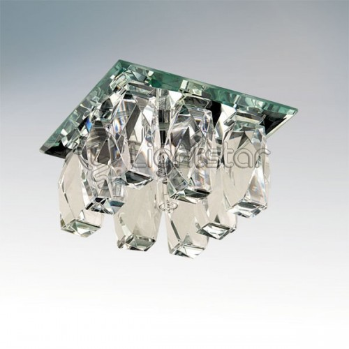 Точечный светильник LIGHTSTAR 004560 PILONE QUA CR