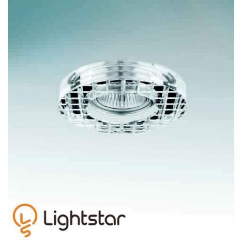 Точечный светильник LIGHTSTAR 006310 FACETO CYL