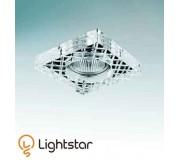 Точечный светильник LIGHTSTAR 006320 FACETO QUA, 006320