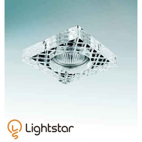 Точечный светильник LIGHTSTAR 006320 FACETO QUA