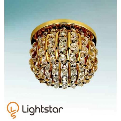 Точечный светильник LIGHTSTAR 030702 MONILE SFE