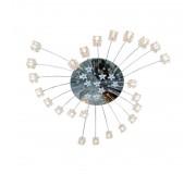 Люстра потолочная MW-Light 244011324 КАСКАД
