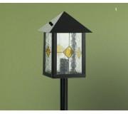 Уличный светильник EGLO 88792 черный LIBERTA, e88792