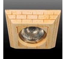 Гипсовый светильник DONOLUX DL215G