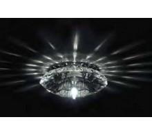 Светильник точечный DONOLUX DL046CH/CRYSTAL