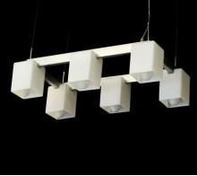 Светильник подвесной LIGHTSTAR 805060 QUBICA