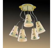 Светильник для детской комнаты ODEON 2281/5 DREAM