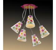Светильник для детской комнаты ODEON 2280/5 FLAU