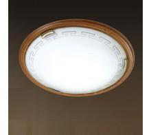 Светильник настенно-потолочный Сонекс 260 GRECA WOOD