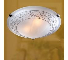 Светильник настенно-потолочный Сонекс 332 BAROCCO CROMO