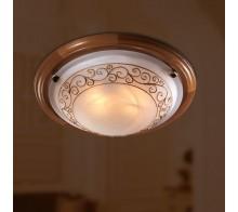 Светильник настенно-потолочный Сонекс 334 BAROCCO WOOD