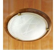 Светильник настенно-потолочный 236 LUFE WOOD