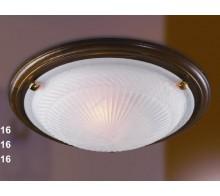 Светильник настенно-потолочный Сонекс 216 GLASS