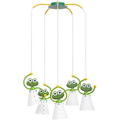 Светильник для детской 430010405 MW-LIGHT ЦАРЕВНА