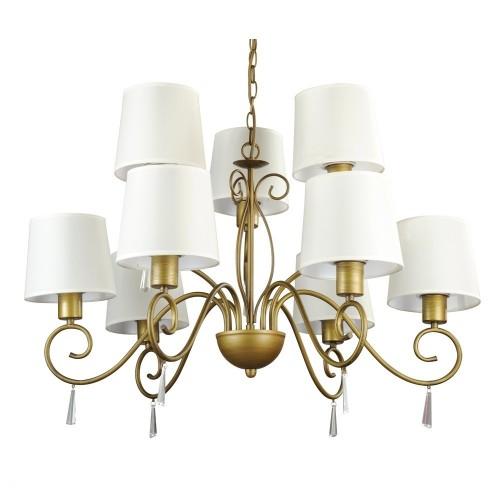 Люстра подвесная ARTE LAMP A9239LM-6-3BR CAROLINA, A9239LM-6-3BR