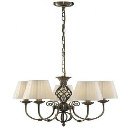 Люстра подвесная ARTE LAMP A8390LM-5AB ZANZIBAR, A8390LM-5AB