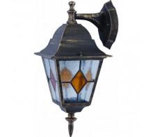 Светильник для улицы настенный A1012AL-1BN BERLIN