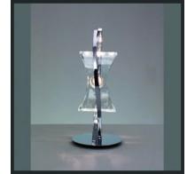 Лампа настольная MANTRA 0895 KROM CROMO