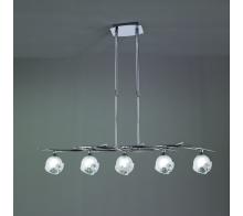 Светильник подвесной MANTRA 0809 BALI CROMO