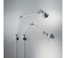 Лампа настольная ARTEMIDE A010900+A025150 Tolomeo micro parete