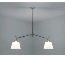 Подвесной светильник Artemide Tolomeo 2 Bracci 0630010A