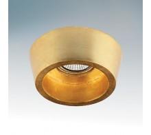 Точечный светильник LIGHTSTAR 041012 EXTRA CYL ORO