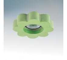 Точечный светильник LIGHTSTAR 002764 SOLE VERDE