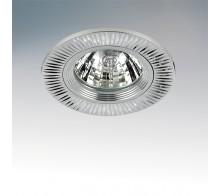 Точечный светильник LIGHTSTAR 011004R BANALE TACCA