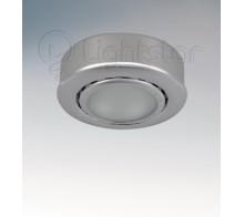 Мебельный светильник LIGHTSTAR 003214 MOBI AMO
