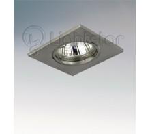 Точечный светильник LIGHTSTAR 011935 LEGA 16 QUA