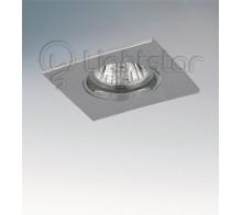 Точечный светильник LIGHTSTAR 011954 LEGA 11 QUA