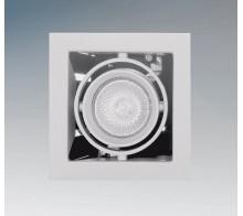 Светильник встраиваемый LIGHTSTAR 214010 BIANCO
