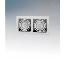 Встраиваемый светильник LIGHTSTAR 214020 BIANCO