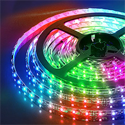 Светодиодная лента 54612 IMEX 7,2W/m IP68 DC 12V RGB