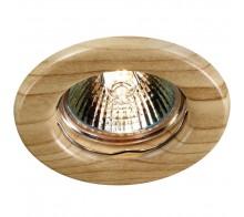 Точечный светильник NOVOTECH 369713 WOOD