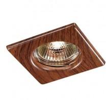 Точечный светильник NOVOTECH 369717 WOOD