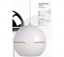 Светильник подвесной LUCIDE 31435/50/31 SEVENTIES
