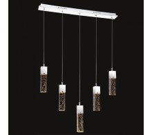 Светильник подвесной OZCAN 6110-5AS VIYANA