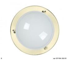 Светильник 07104/30/01 настенно-потолочный LUCIDE BASIC