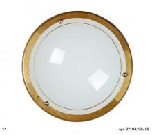 Светильник 07104/30/70 настенно-потолочный LUCIDE BASIC