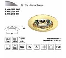 Точечный светильник IMEX 0008.0707 NM