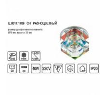 Точечный светильник IMEX 0017.1709 CH