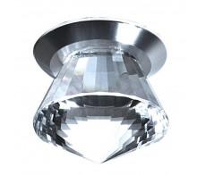 Светильник встраиваемый IMEX IL0017.3703 AL прозрачный