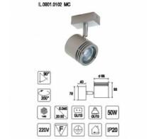 Накладной светильник IMEX 0001.0102 MC