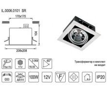 Встраиваемый светильник IMEX IL.0006.0101