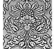 Декоративный пластик SIBU LL Imperial Black/Silver, LL Imperial Black-Silver
