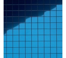 Декоративная панель SIBU Sky Blue classic 10x10