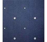 Декоративный пластик SIBU CR Cristal Stella Azzurro matt, CR Cristal Stella Azzurro